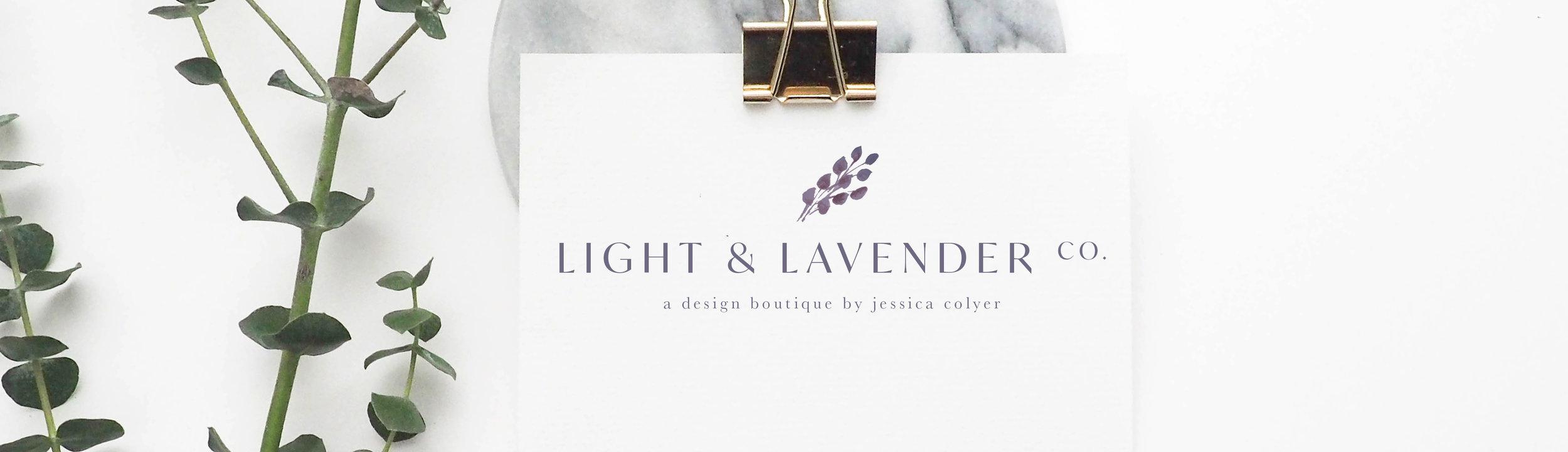 Etsy Shop | Light & Lavender Co.