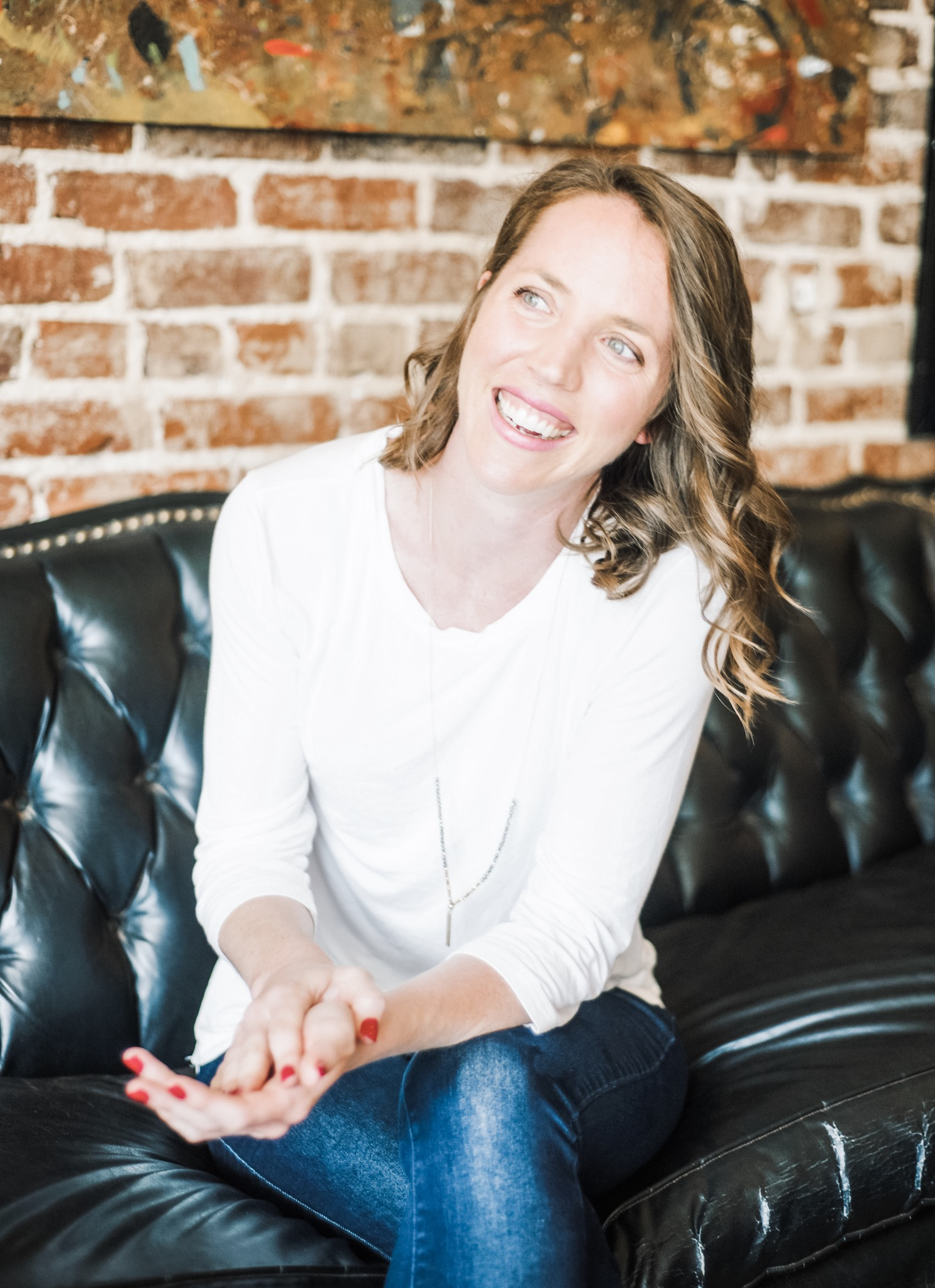 Helping new business owners launch brands with heart. - It's never been a better time to launch a brand online, build a tribe, and be your own boss. I help creatives tap into their potential and build a life and brand they are absolutely obsessed with by offering web design, branding, and creative services.