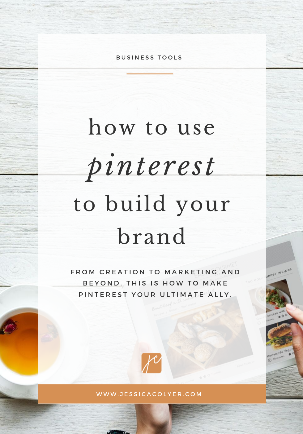 How to Use Pinterest to Build Your Brand