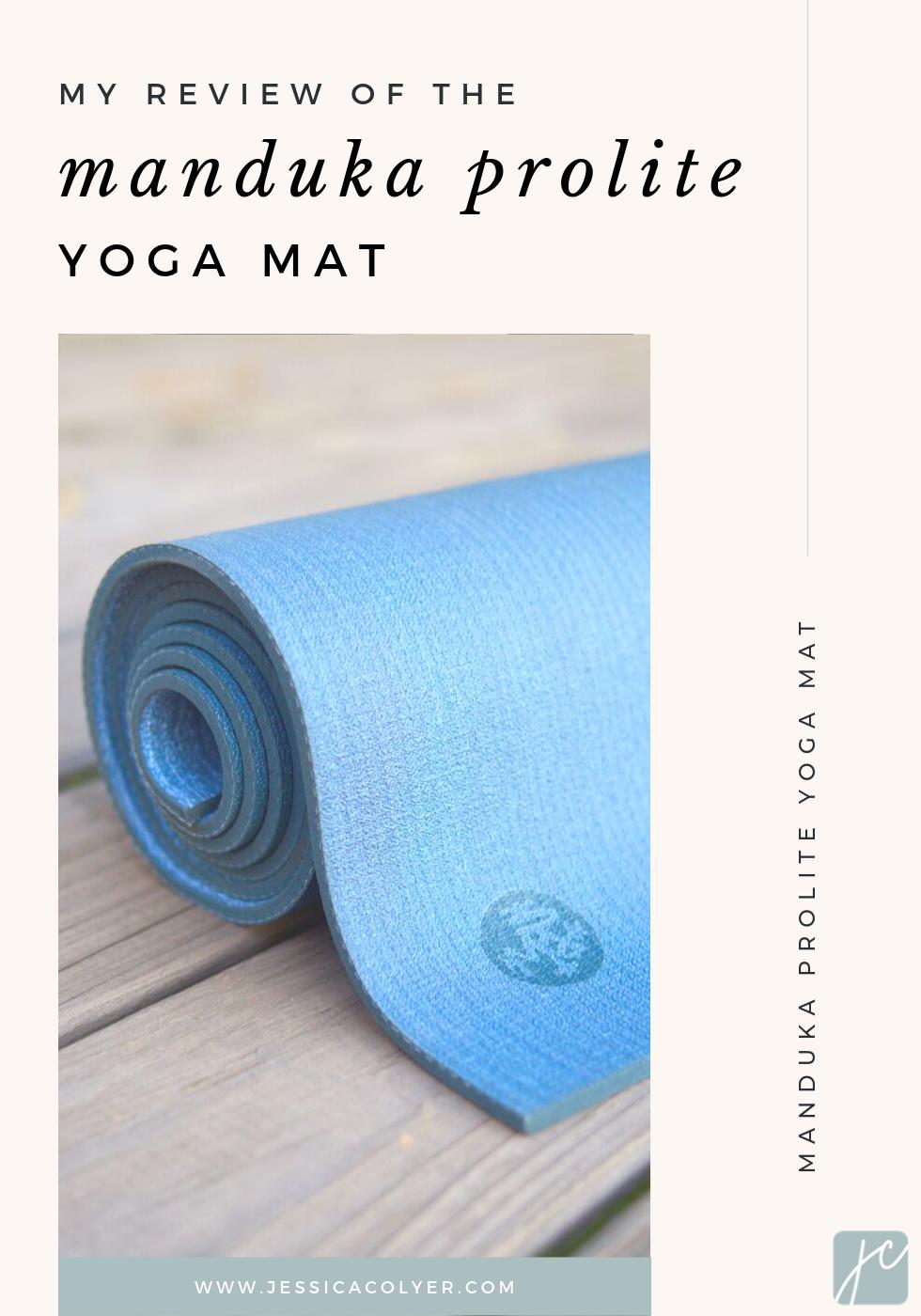 My Review of the Manduka ProLite Yoga Mat