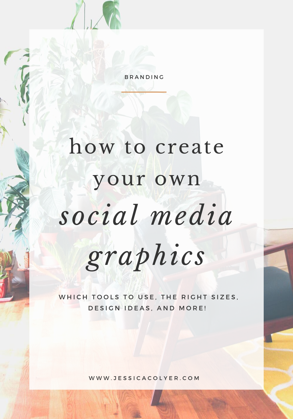 How to Make Your Own Social Media Graphics