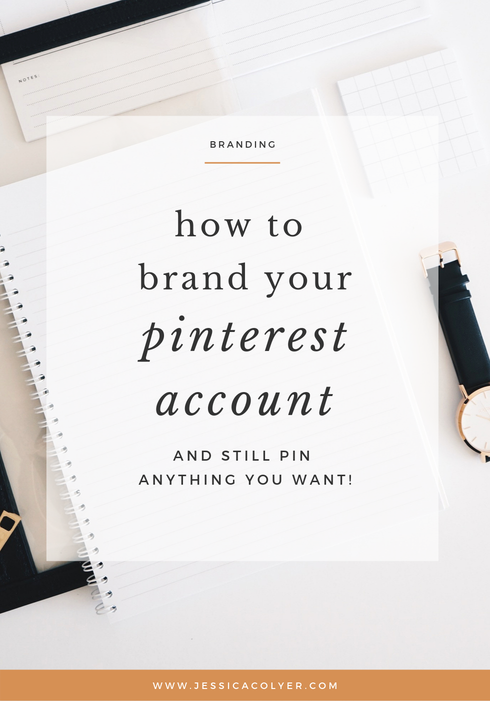 How to Brand Your Pinterest Account