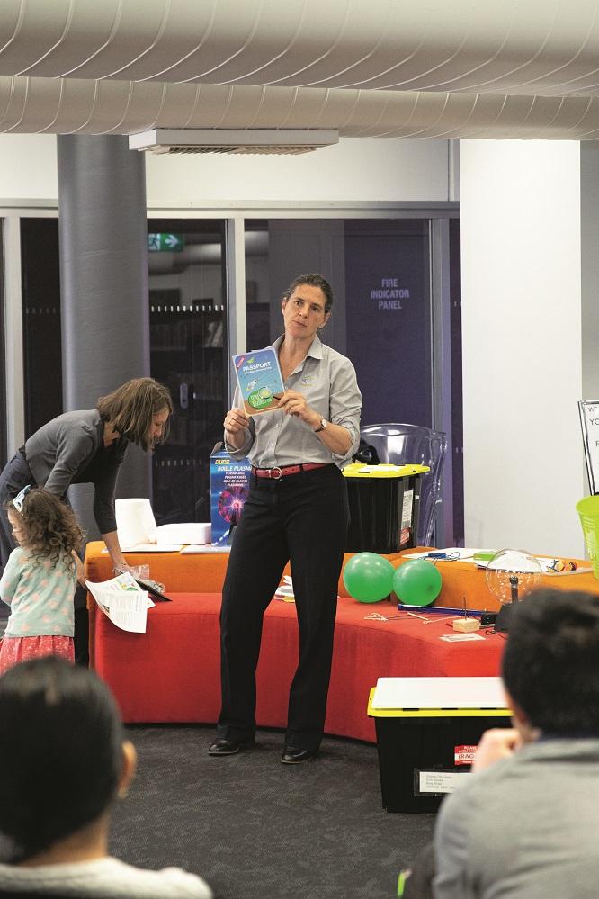 Fiona Hawke leading the Science Week activities.jpg