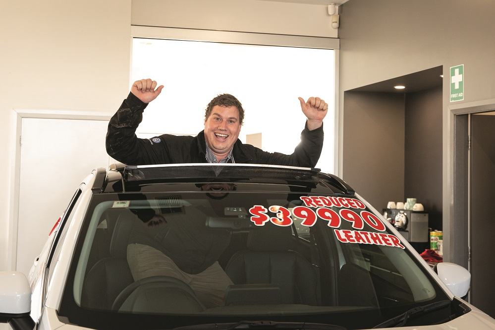 Mitsubishi, Volkswagon and Toyota Sales Consultant, Greg Grinter.jpg