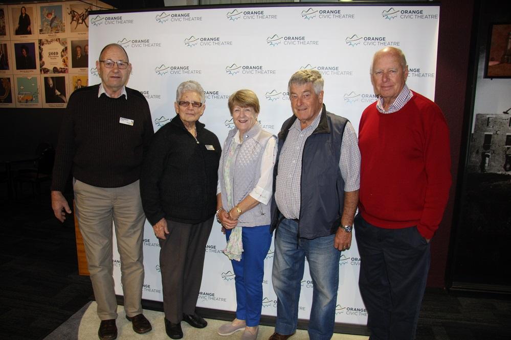 Warren Irving, Beverley Irving, Brenda Weily, Brant Weily, Ian Davison.JPG