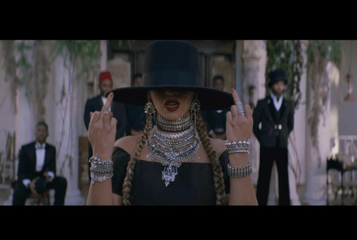 Beyoncé in  Formation  (2016)