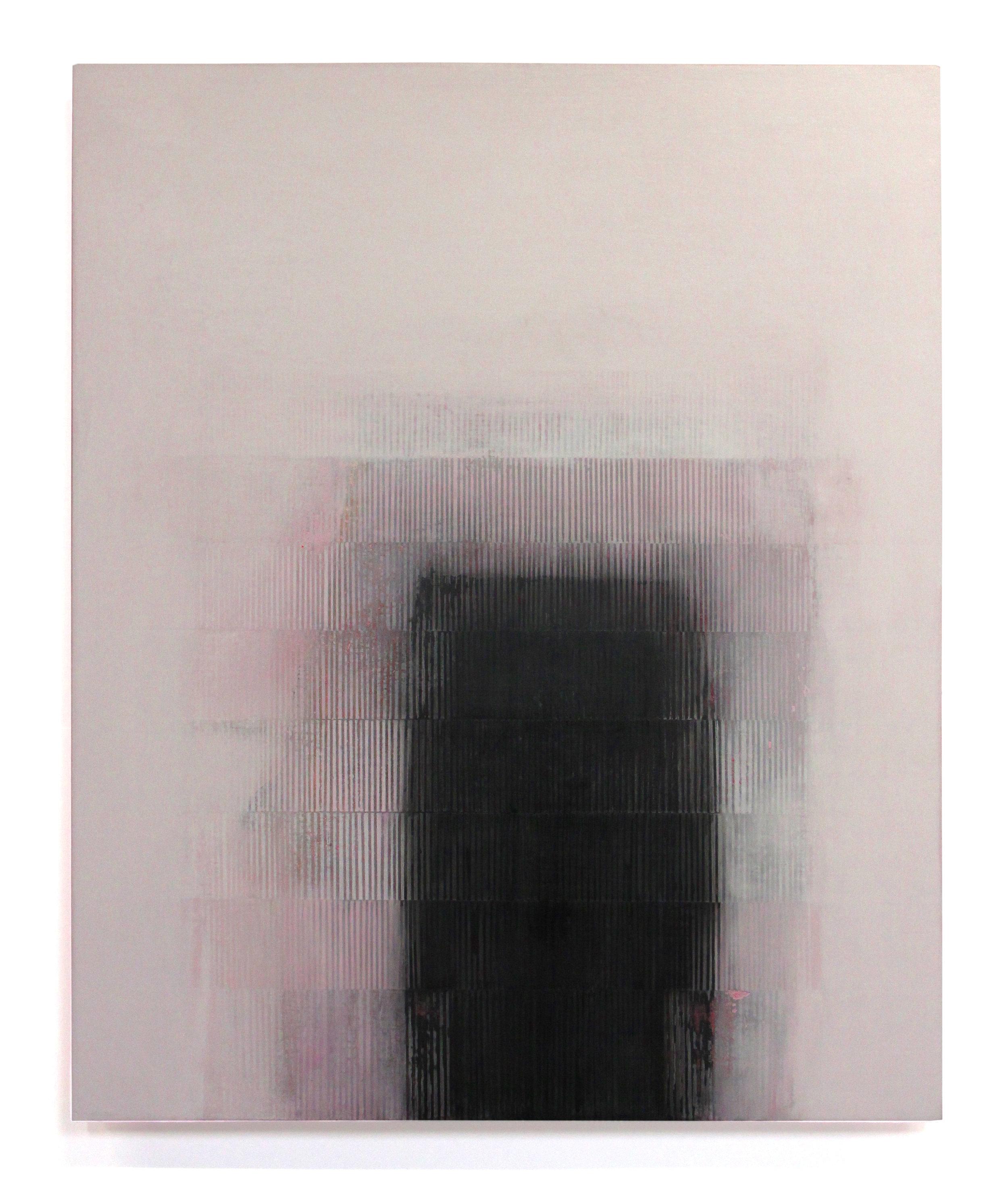 Untitled (Quiddity)  , Acrylic, Graphite on Panel, 2016