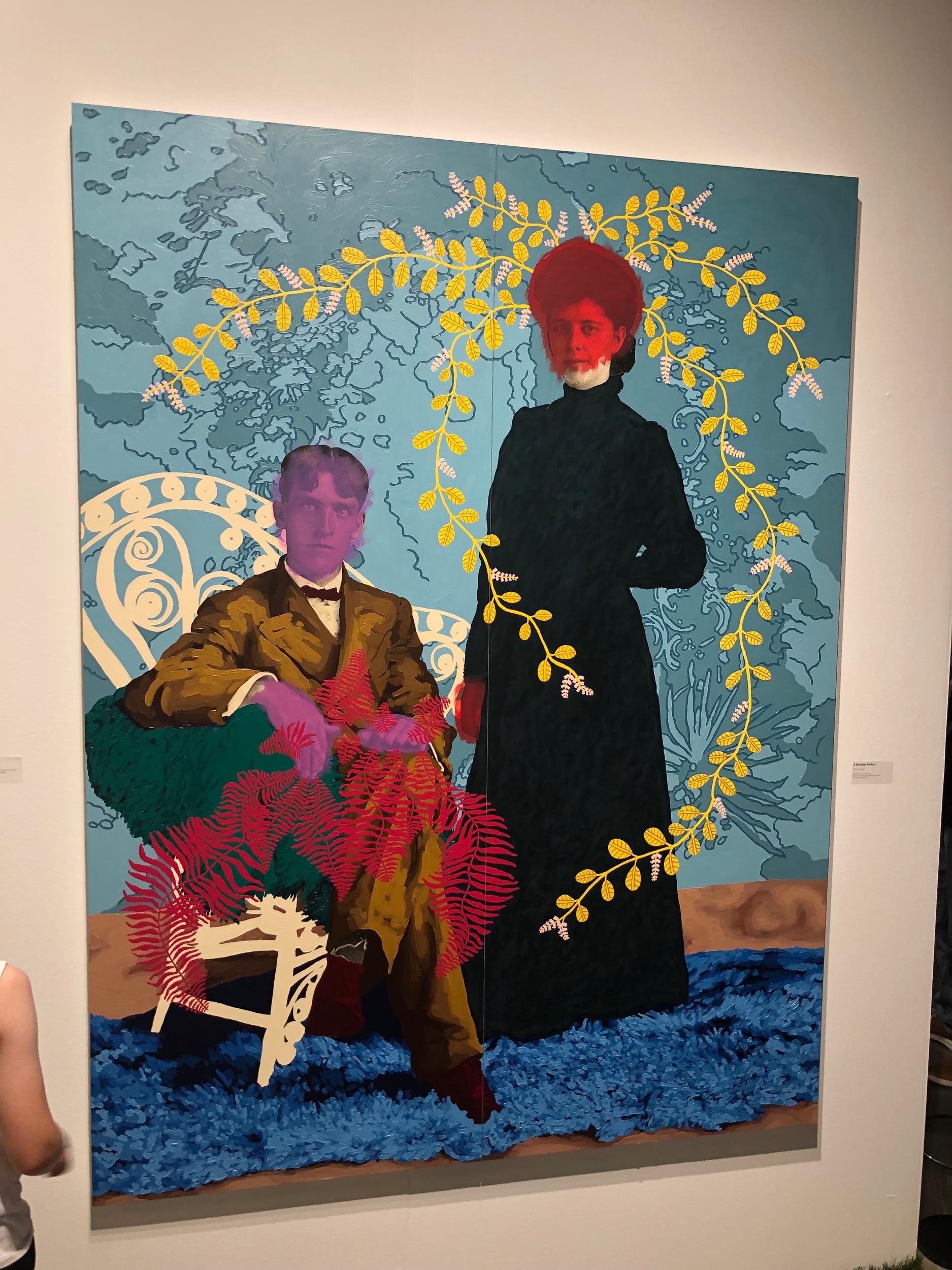 Daisy Patton (J. Rinehart Gallery)