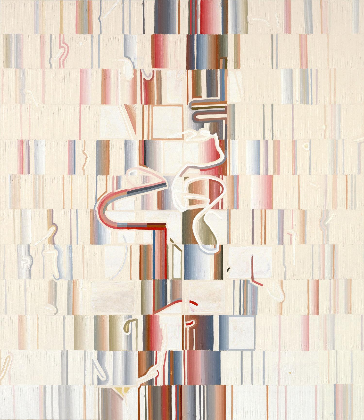 Appaloosa  , oil on canvas, 2018