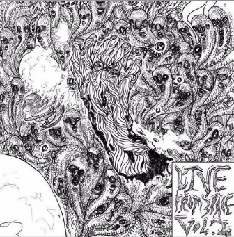 """Above is the album cover of """"LIFE FROM SPACE VOLUME 2"""" by Kamiyada+."""