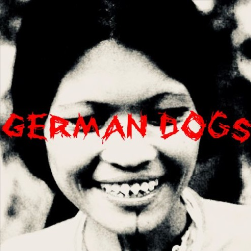 "Above is the cover art of ""German Dogs"" by ZillaKami."