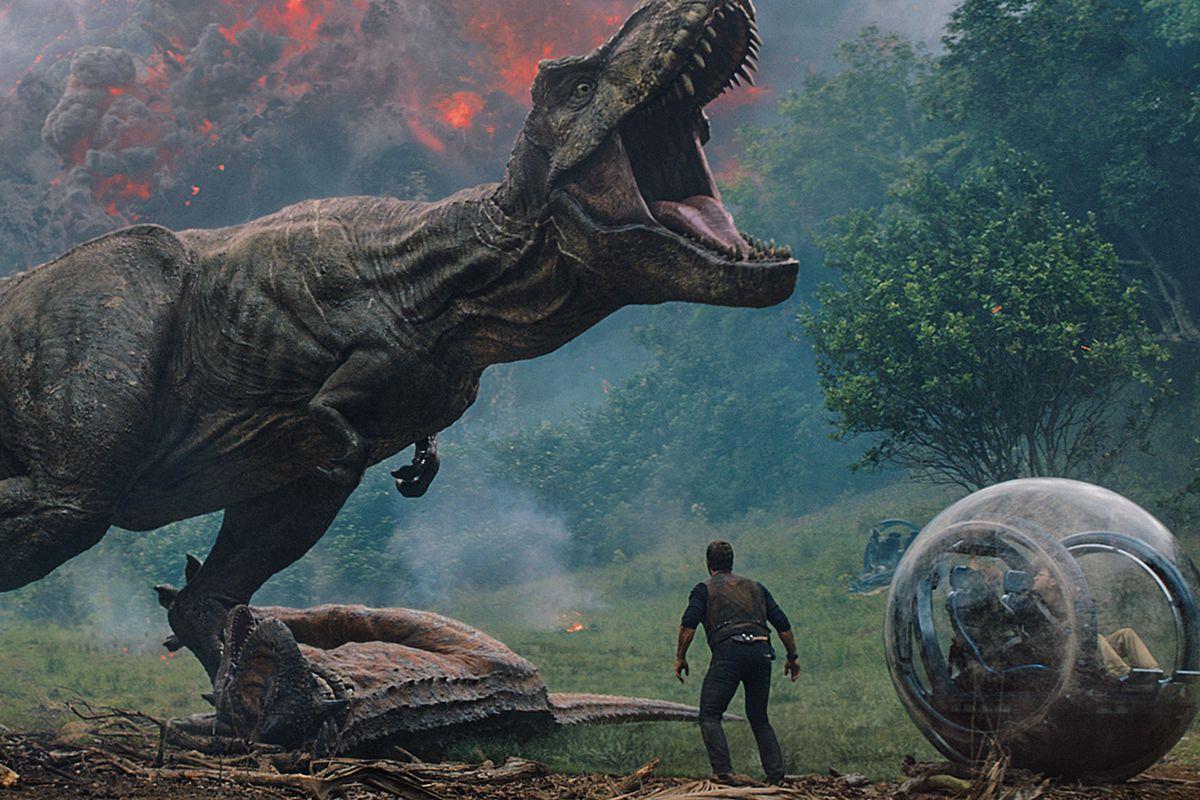 The Jurassic World: Fallen Kingdom Cocktail: A Margarita -