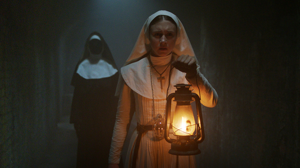The Nun Cocktail: The Hail Mary -