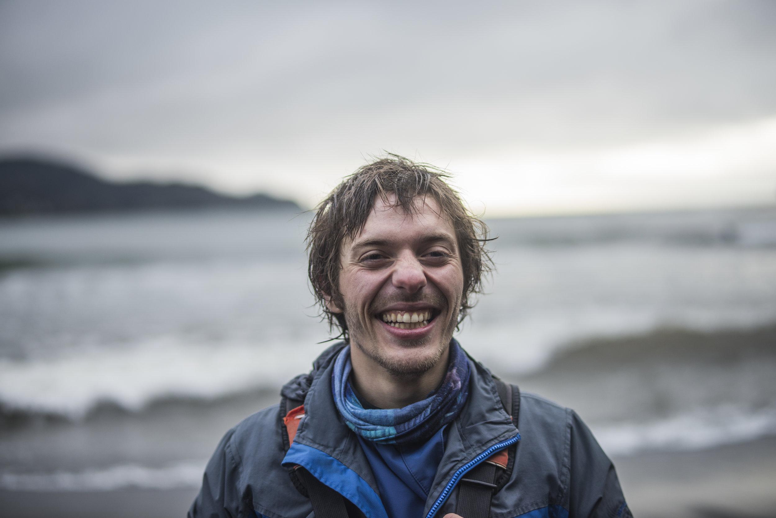 Jens Benöhr / Antropólogo