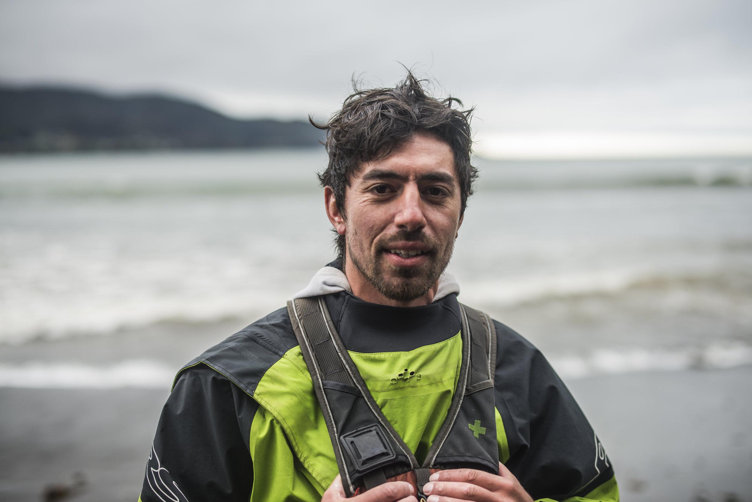 Paulo Urrutia / Geólogo