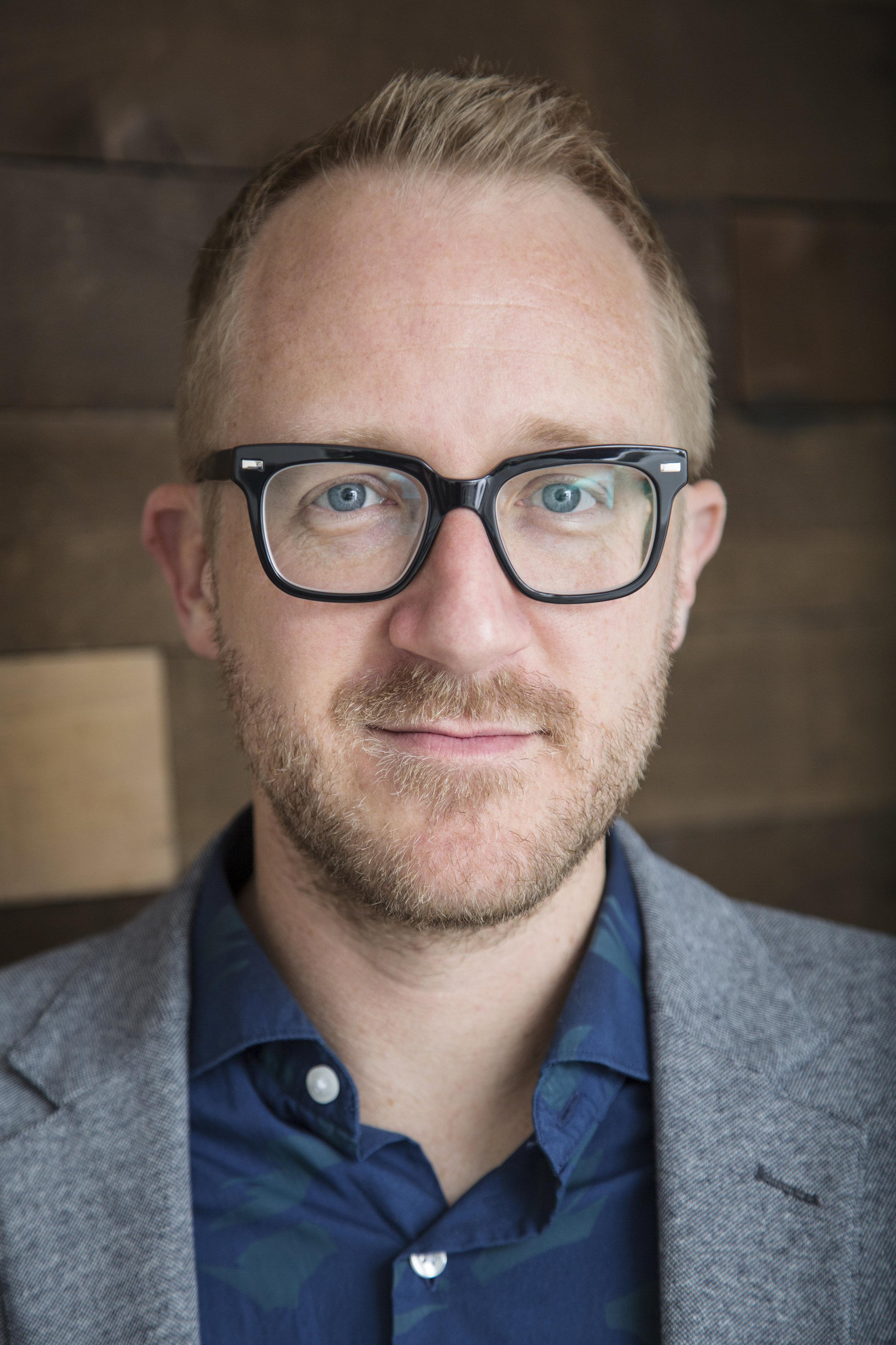 Nathan Masters - Writer