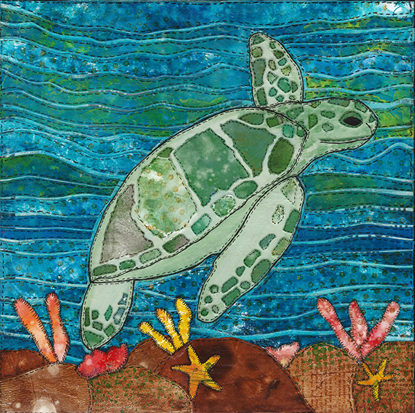 Honu by Tamara Scott