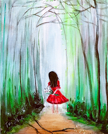 In the Forest - (Fei Xue).png
