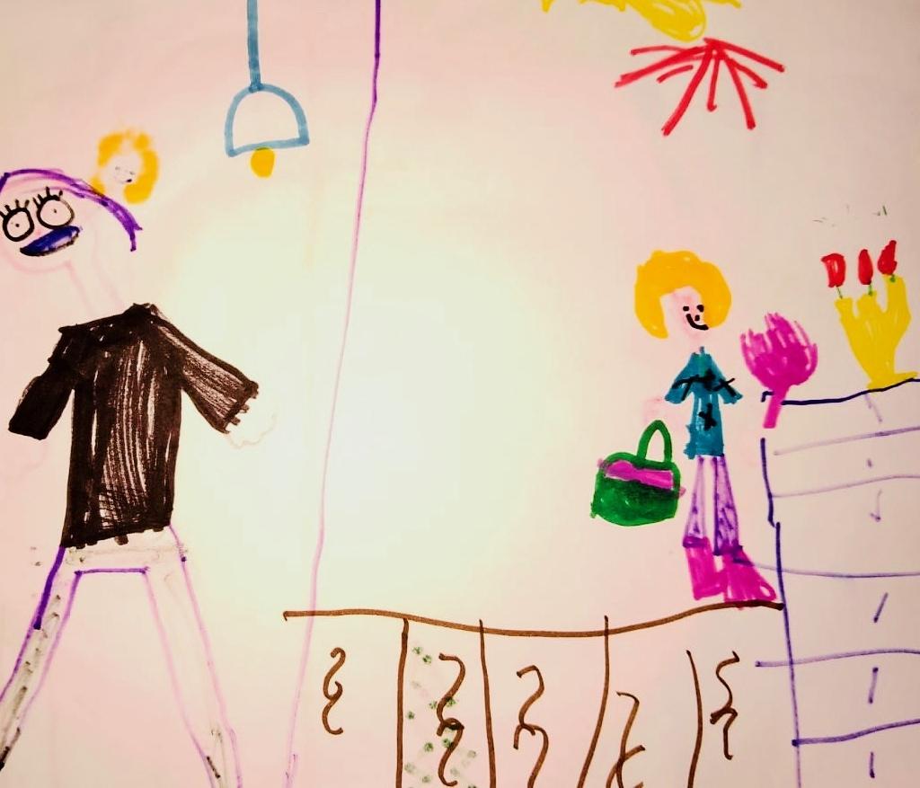 Emilio, 5 years, about sishouses