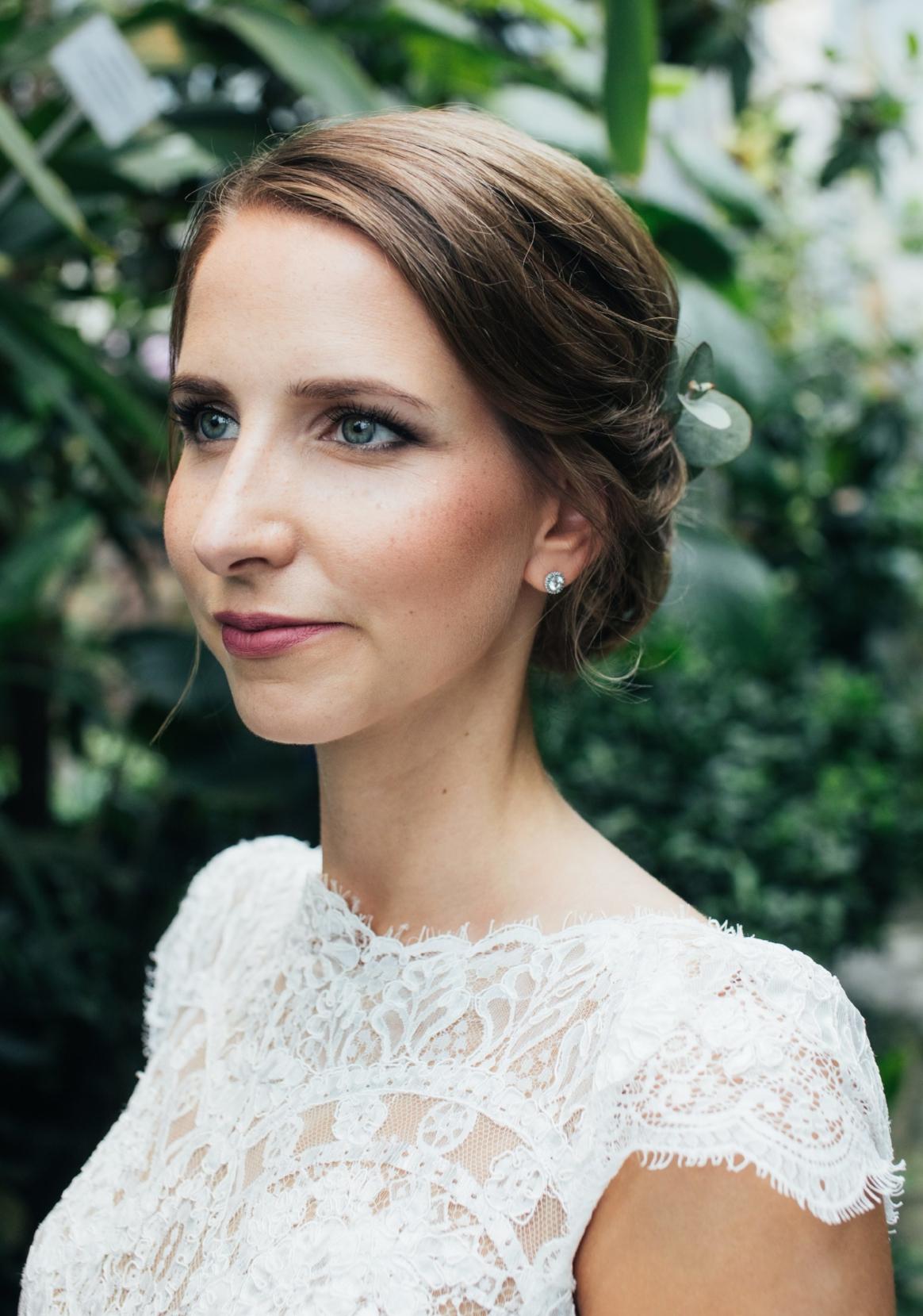 Häämeikki: Satu Huikko  Hääkampaus: Sabina Laine  Kuvaaja: Vilja Harala