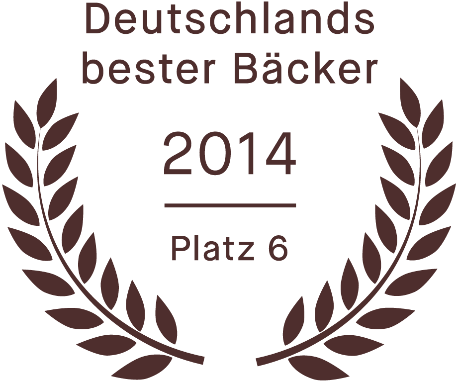 """Best Baker in Eastern Germany: Bekarei secures the title   """"Best Baker in Eastern Germany""""   in the TV show """"Germany's Best Baker"""" (a ZDF program) and finished 6th out of 72 teams from across Germany."""