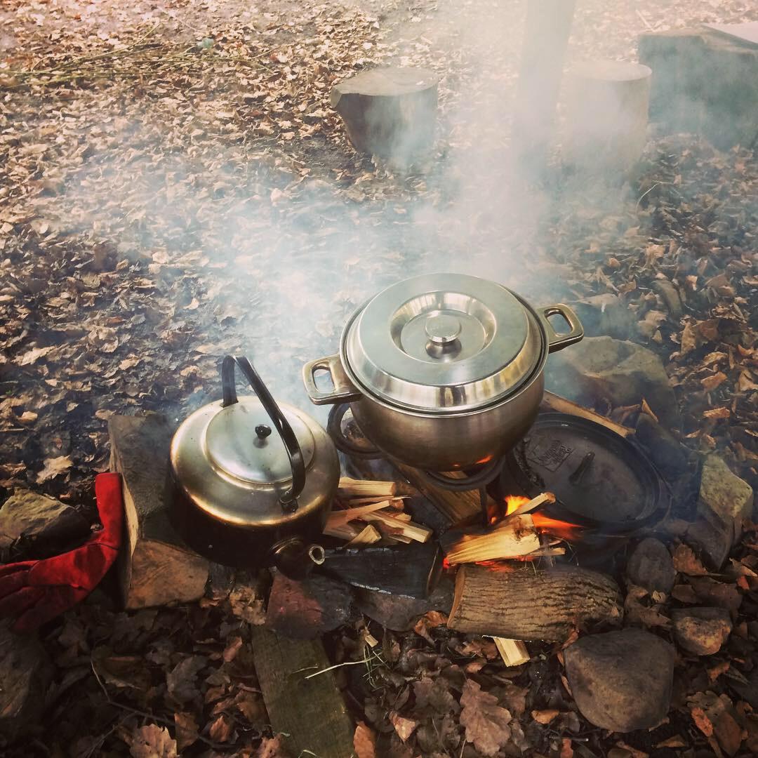Campfire Baking & Cooking Workshops