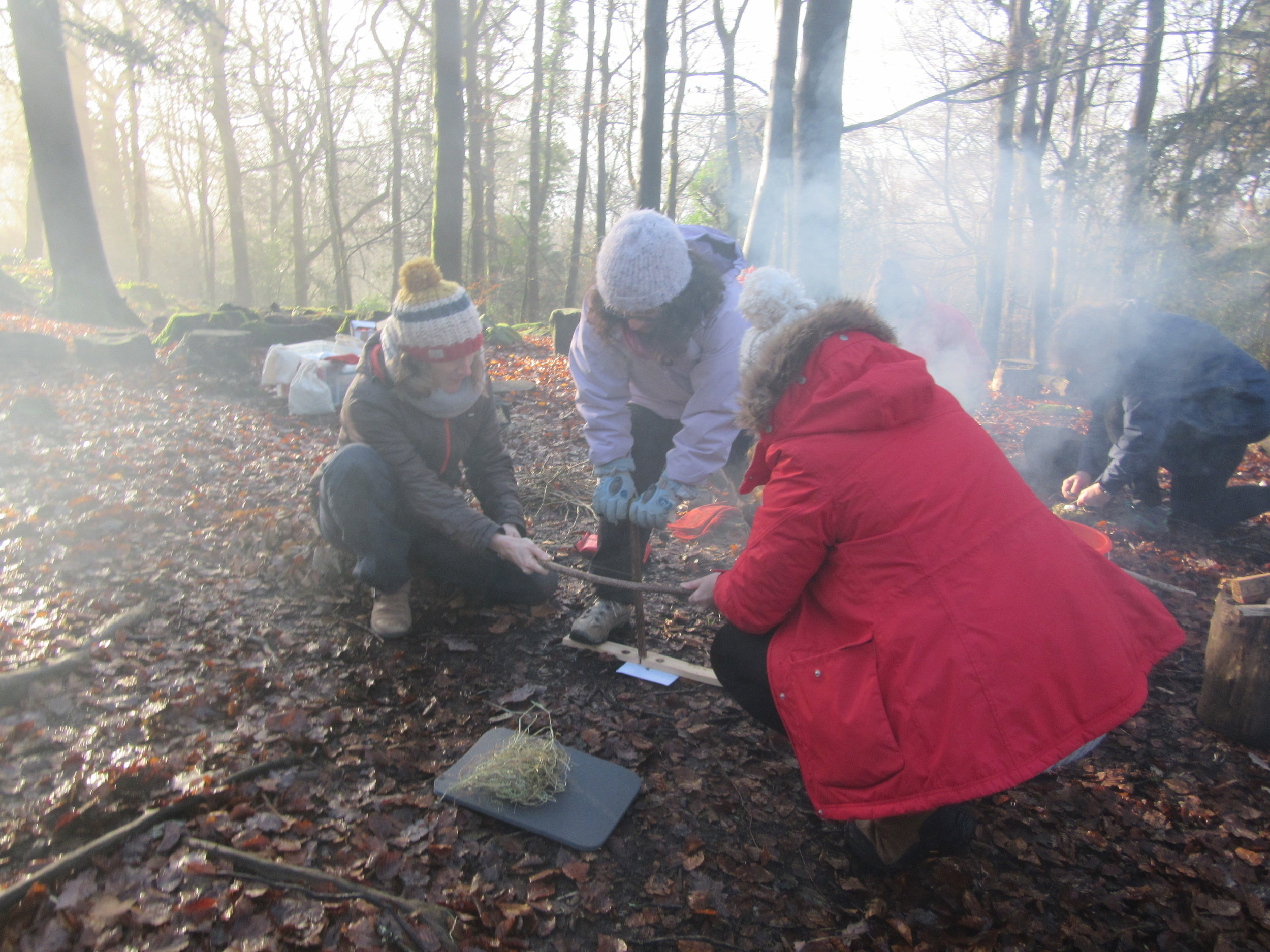 Firelighting Workshops