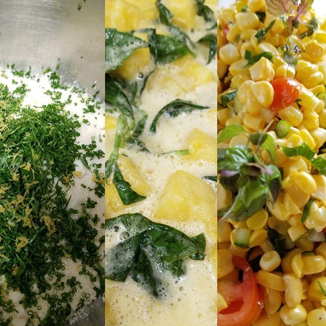 Happy Summer!  #corn #instafood #foodporn #recipe #yummy #foodie #food #summer #feedfeed #foodphotography