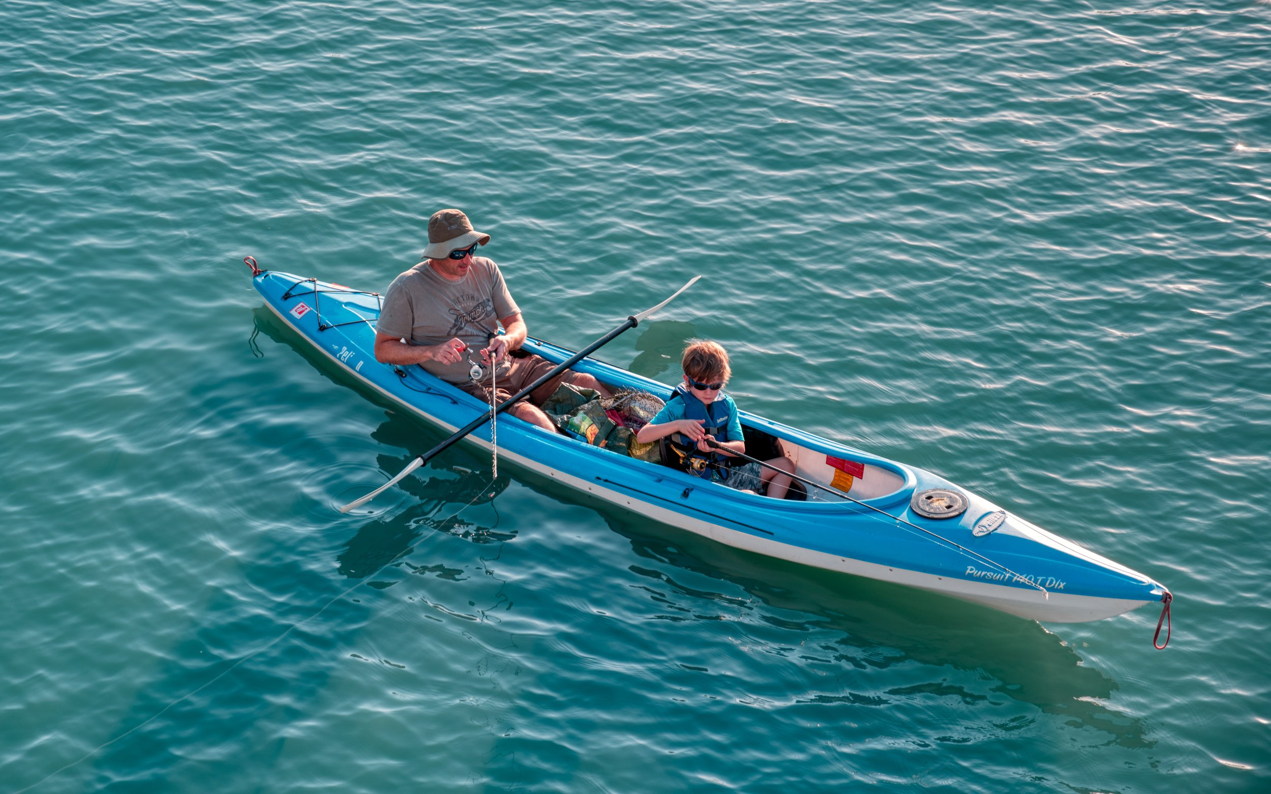 Seapoint Canoe Centre family parties