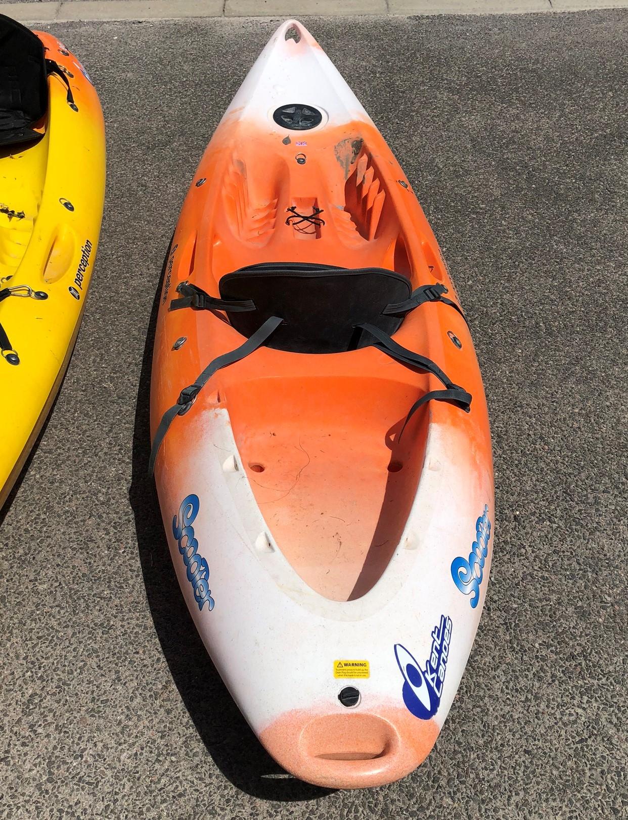 Kayak Single Seater