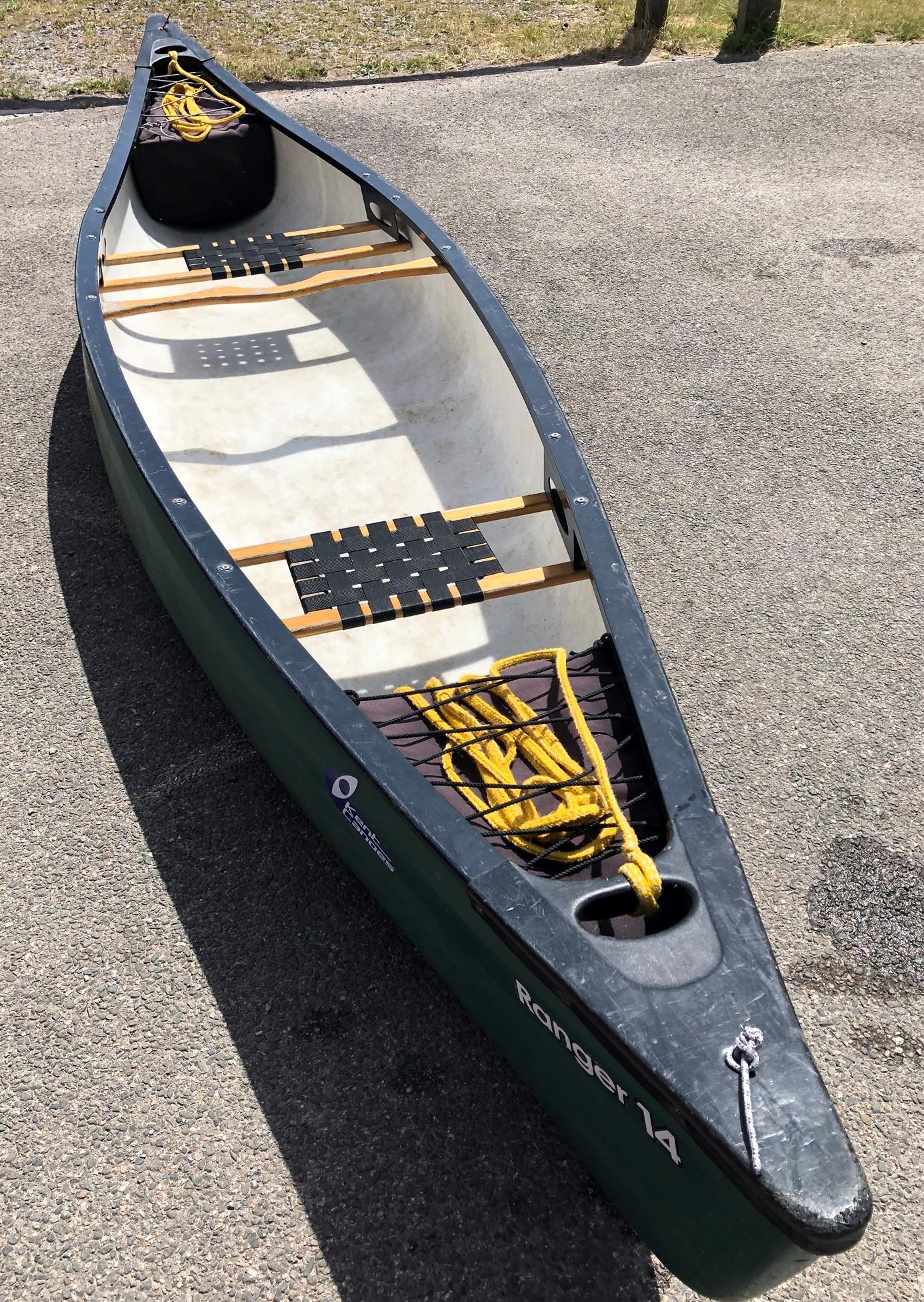 Canoe 2-Seater