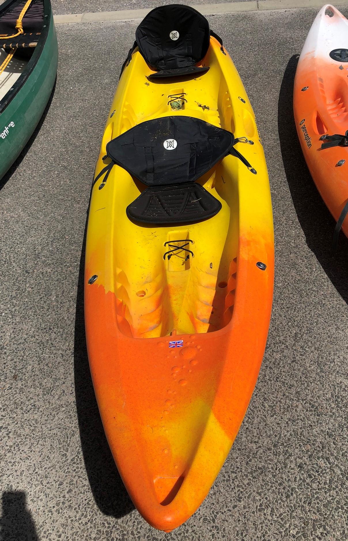 Kayak 2-Seater Sit-On