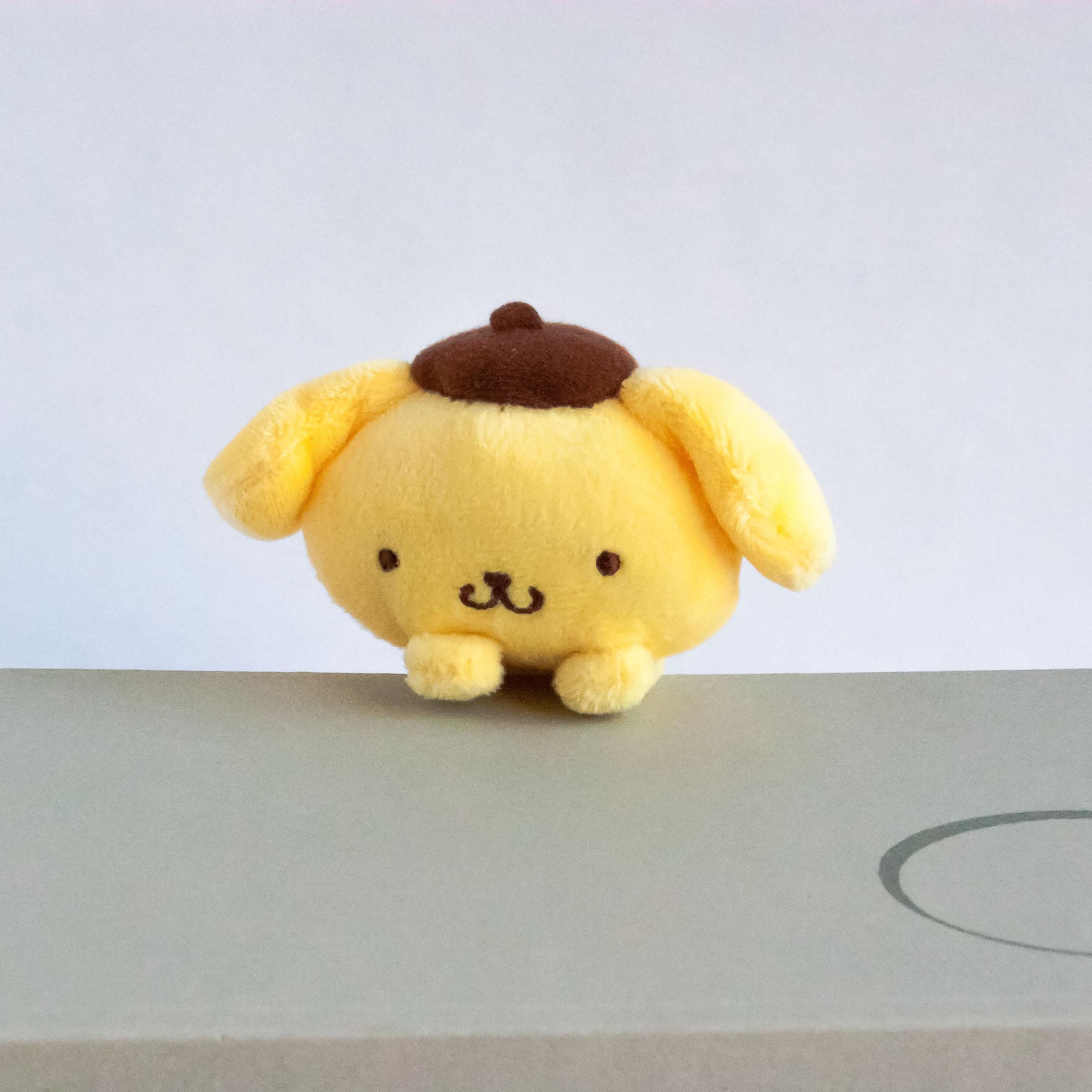 Pompompurin Hanging Mascot Plush