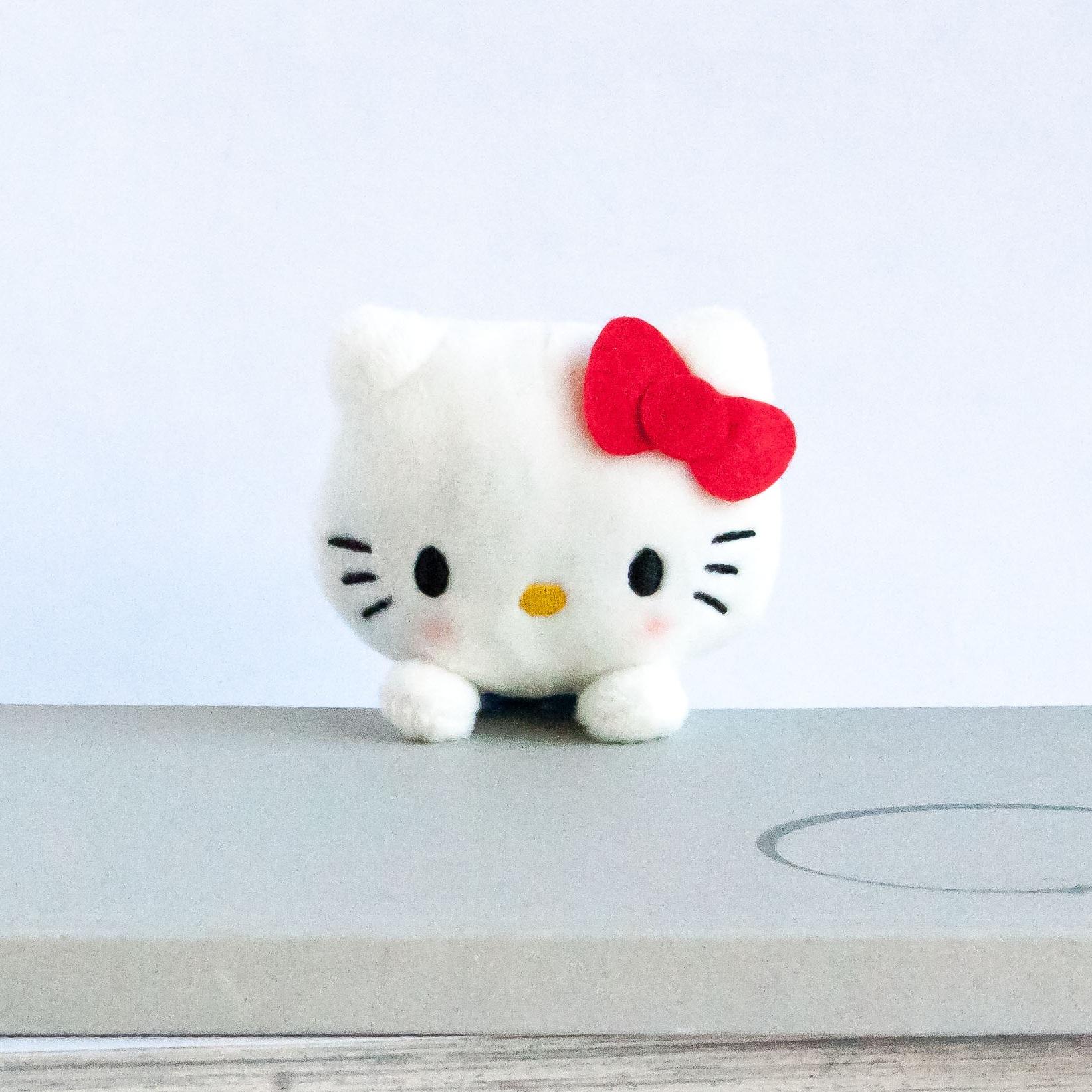 Hello Kitty Hanging Mascot Plush