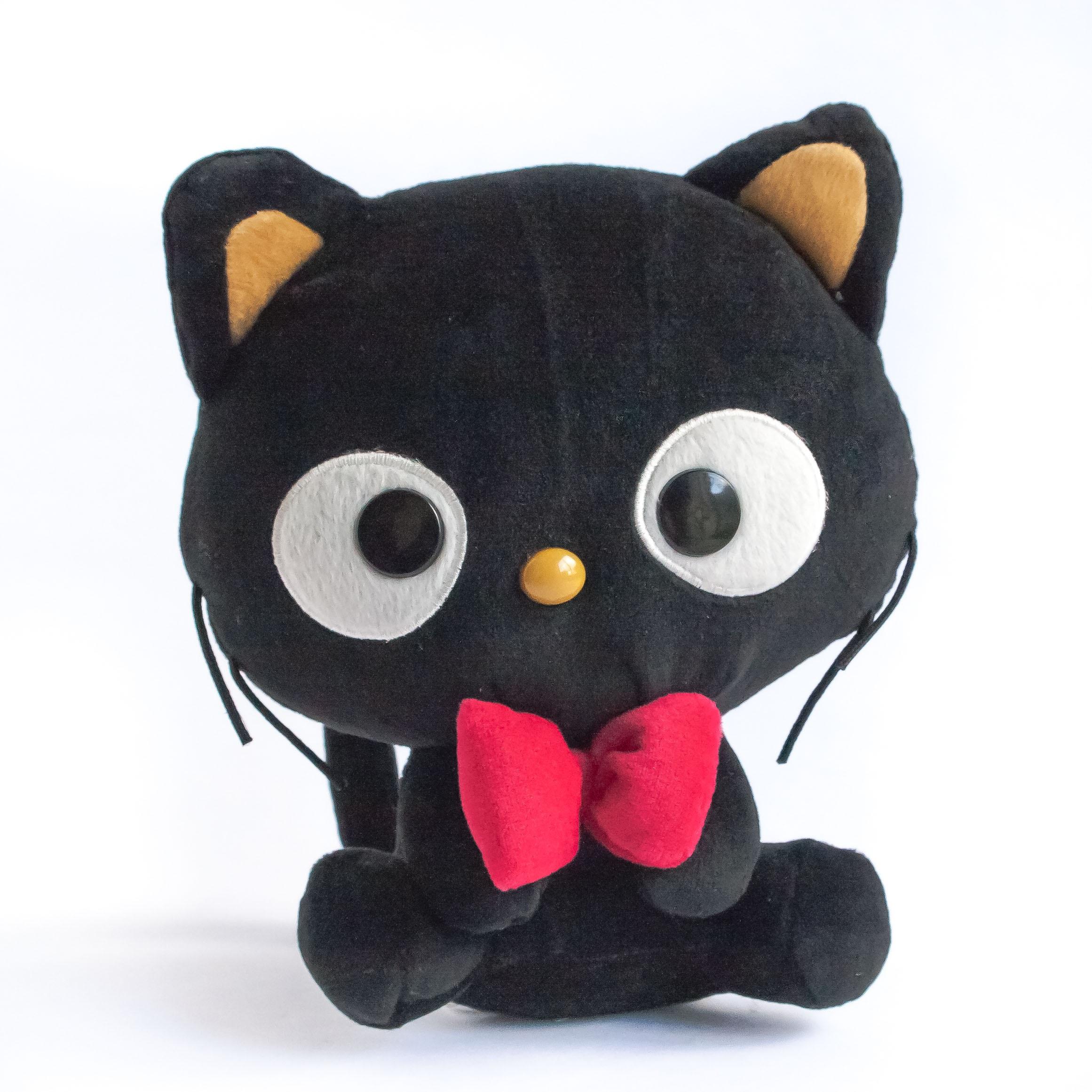 Chococat Bowtie Plush