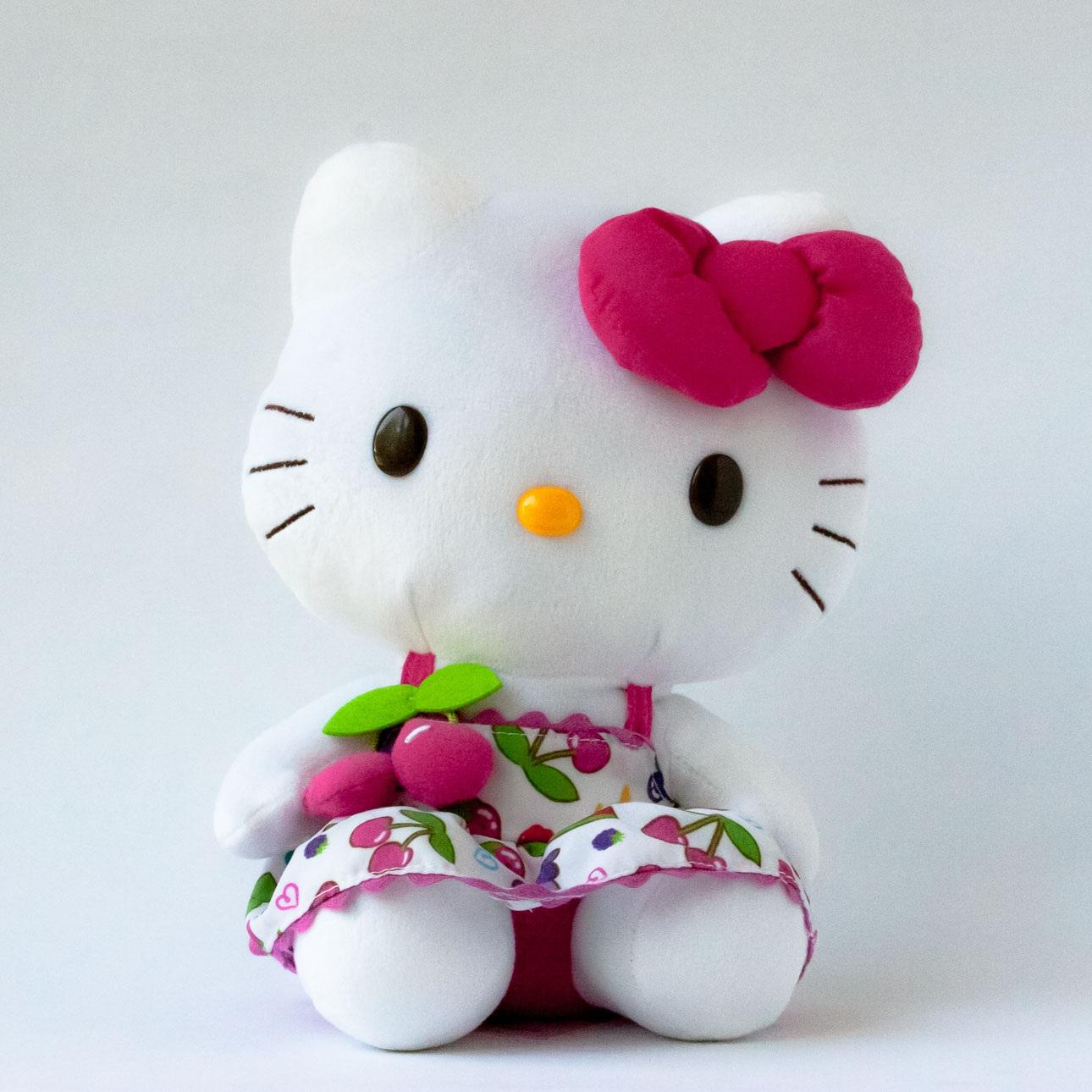 Hello Kitty Fruit Plush
