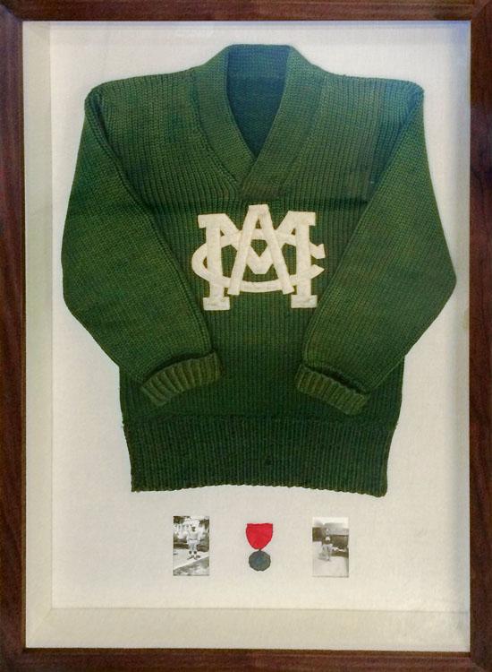 Sweater Display