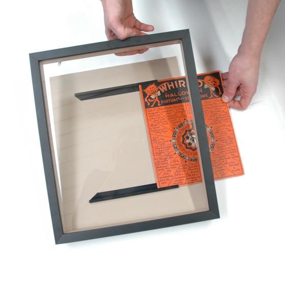Removable Frame