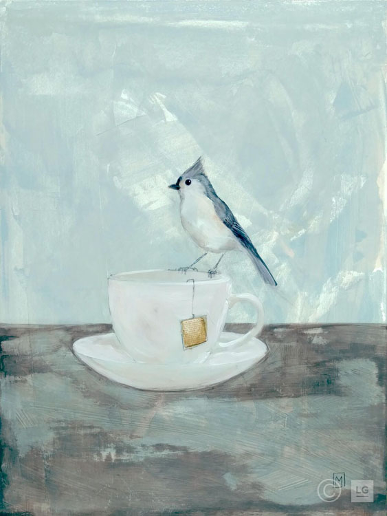 Teatime with Titmouse