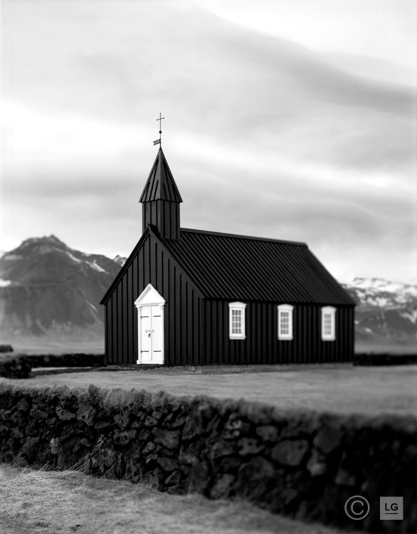 BlackChurch - Open Editionsmall: 14