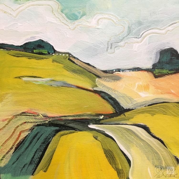 Untitled- Square Landscapes