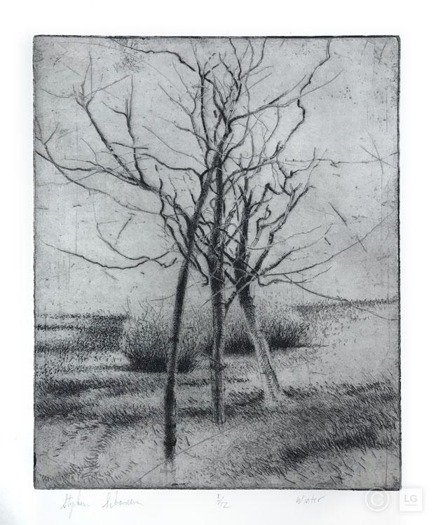 Winter (edition of 12)