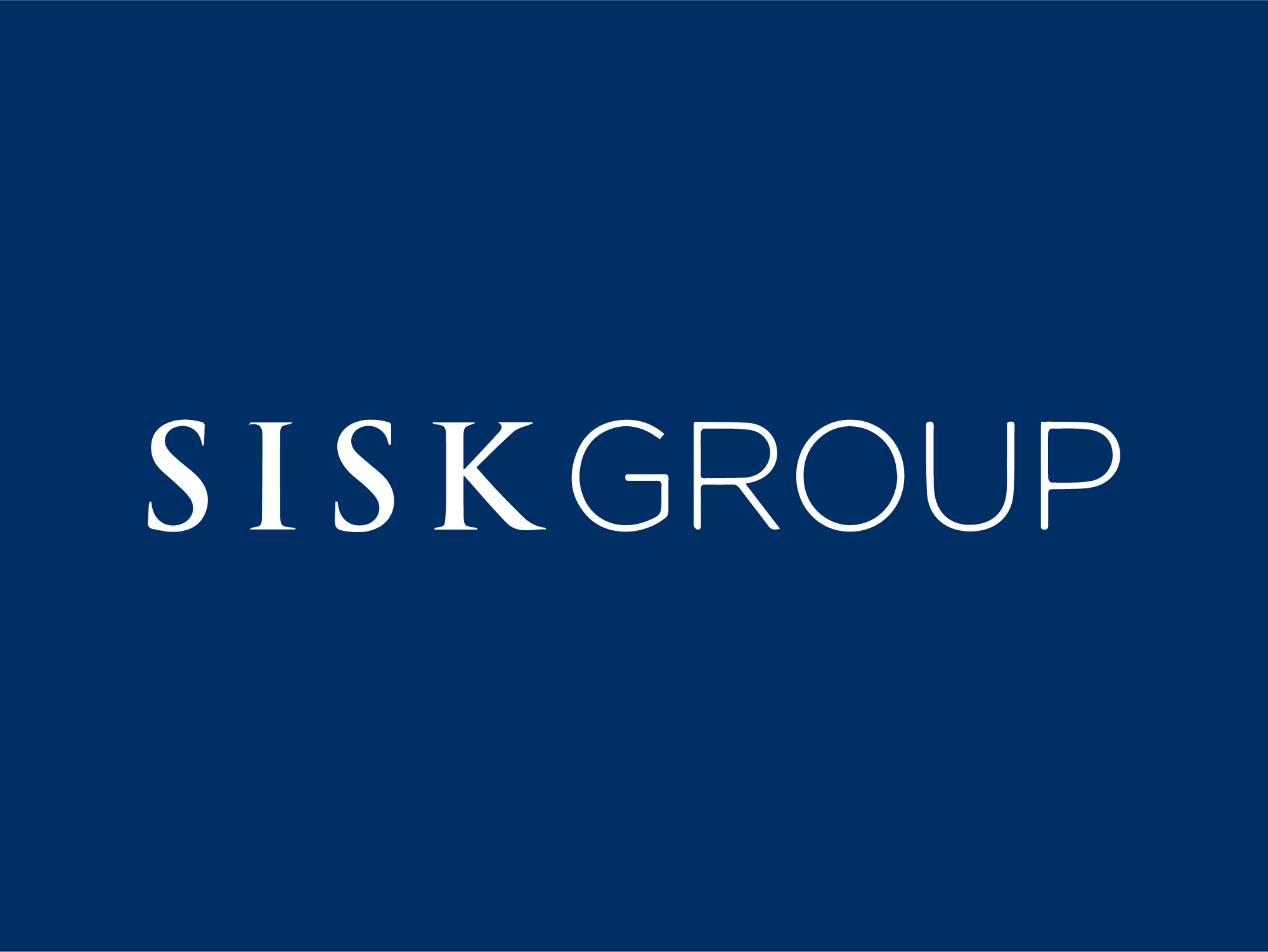 Sisk Group - Strategic advice to the Sisk Group and advisory on new group funding faciltities