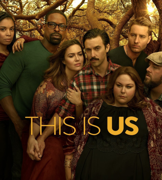 Featured Television Series:  This Is Us
