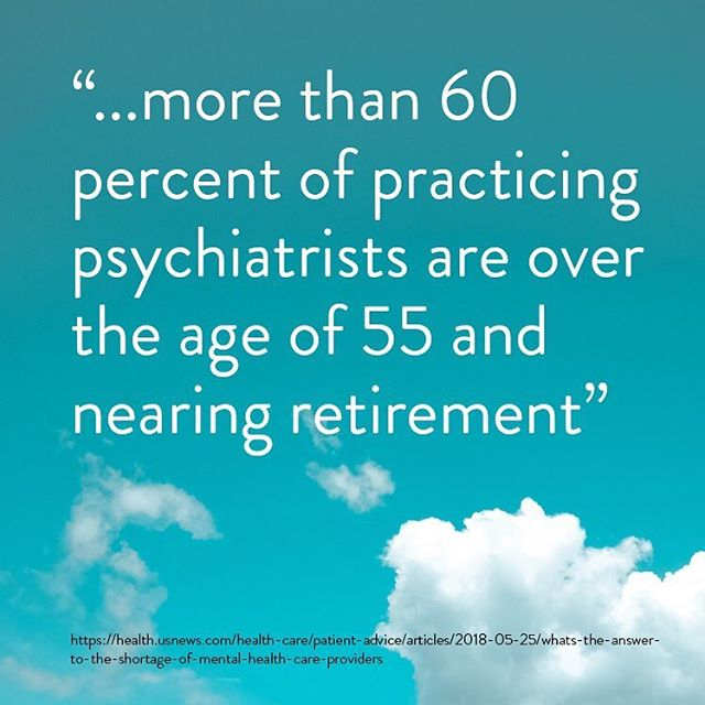 One reason why our current mental healthcare workforce shortage is only going to get worse. . . . . . . . #airapy #philly #phillytherapy #phillyphilly #walkandtalktherapy #whyilovephily #phillycounseling #lpc #lcsw #mentalhealthaccess #mentalhealthawareness #mentalhealth #behavioralhealth #accessiblehealthcare #affordablehealthcare #accessibility #behavioralhealthawareness