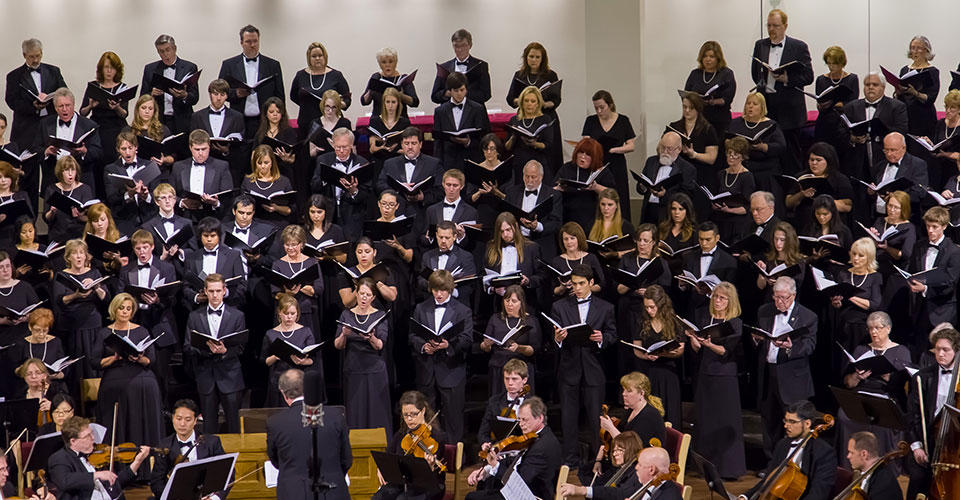 Thank you - for your tax-deductible contribution to Arlington Master Chorale. We are able to present concerts at modest ticket prices thanks to the support of numerous individual donors and corporate sponsors.