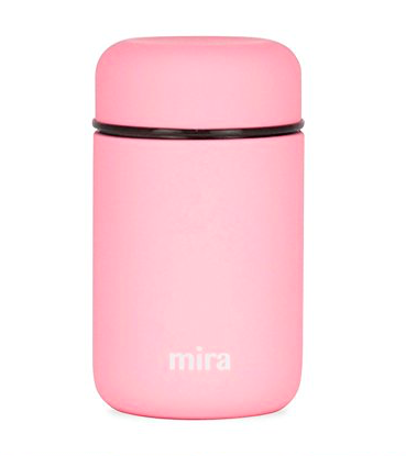 Mira Stainless Thermos (assorted colors)