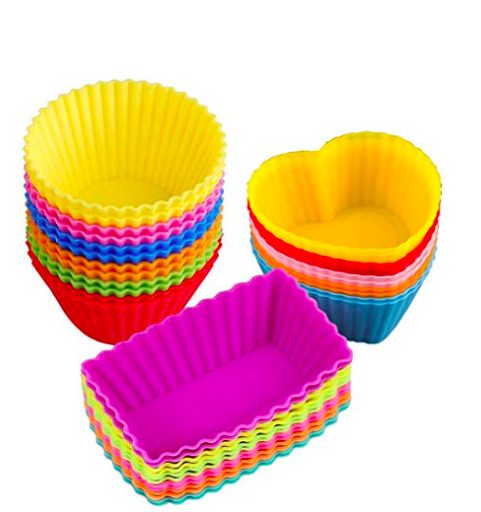 Silicone Baking/Snack Cups