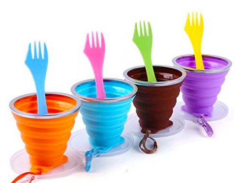 9 oz collapsable cups