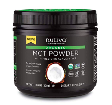 Nutiva MCT Powder